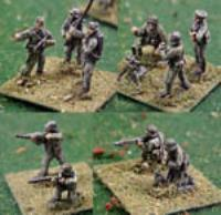 Russia - Early Infantry 1936-43