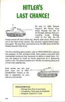 Prochorovka - Armor at Kursk