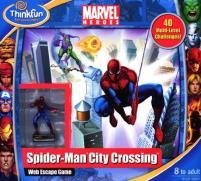 Spiderman - City Crossing