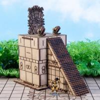 Temple High Throne
