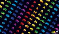 Space Invaders - Rainbow Attack