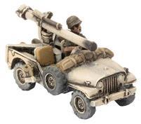 Anti-tank Jeep Group