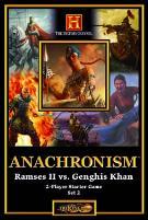Starter Game - Ramses II vs. Genghis Khan