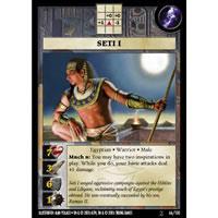 Warrior Pack - Seti I