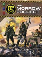 Morrow Project, The (4th Edition)