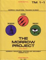 Morrow Project, The (3rd Edition)