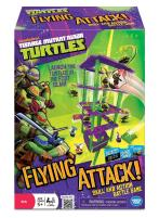 TMNT - Flying Attack, Skill and Action Battle Game