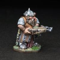 Dwarven Crossbowman - Nammear Oakfury