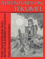Adventures on Tekumel Vol. 2, Part #2 - Beyond the Borders of Tsolyanu