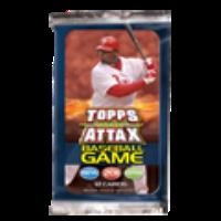 Topps Attax Baseball Game Booster Pack