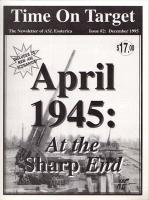 "#2 ""April 1945 - At the Sharp End"""
