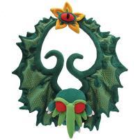 Cthulhu Wreath Plush