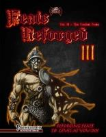 Feats Reforged III - The Combat Feats