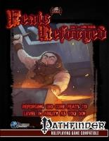 Feats Reforged I - Core Rules