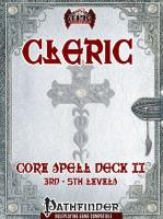 Cleric Spell Deck II