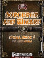 Sorcerer and Wizard Spell Deck I