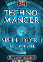 Technomancer Spell Deck I