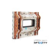 Cosmica HAB Observation Panel Façade