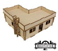 8 x 8 Club Box Corner