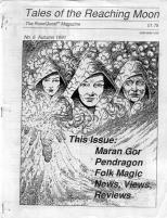 """#6 """"Manar Gor, Pendragon, Folk Magic"""""""