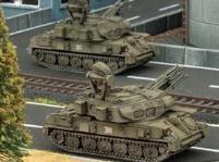 ZSU-23-4 Shilka AA Platoon