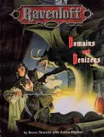 Ravenloft Campaign Setting - Books Only!