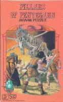 D&D Jigsaw Puzzle - Pillars of Pentegarn (200 Pieces)