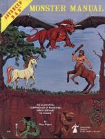 Monster Manual (1st Cover, 5th Printing)