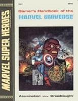 Gamer's Handbook of the Marvel Universe #1 - Abomination thru Dreadnought
