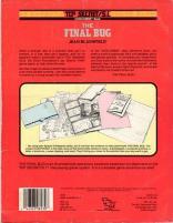 Catacombs Book - Final Bug