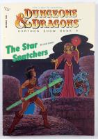 D&D Cartoon Show Book #6 - The Star Snatchers