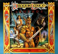 1987 Dragonlance Calendar