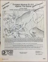 Against the Giants w/Gary Gygax Autograph!