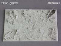 100x150mm Base - Undead Ground