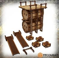 Sector 4 - Storage Tanks