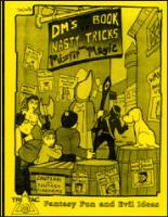DM's Book of Nasty Tricks and Misfit Magic, The