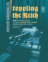2006 Annual w/Toppling the Reich