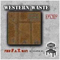 3' x 3' - Western Waste