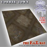 3' x 3' - CobbleTown