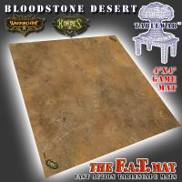 4' x 4' - Bloodstone Desert