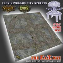 4' x 4' - Iron Kingdoms City Street