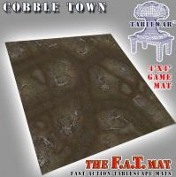 4' x 4' - CobbleTown