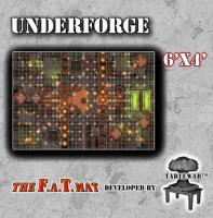 6' x 4' - Underforge