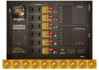 Roll Player - Frogkin Promo Punchboard
