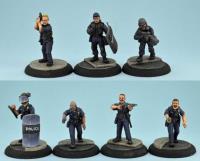 Turf War Z - LAPD