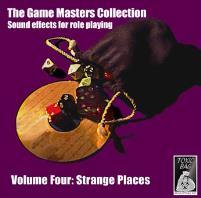 Volume #4 - Strange Places