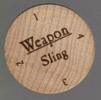 Weapon - Sling (Wood)
