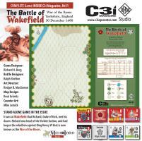 #31 w/The Battle of Wakefield