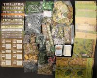 Tide of Iron Mega Collection #1 - Base Game + 2 Expansions & Thousands of Extra Components!