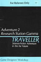 Adventure #2 - Research Station Gamma